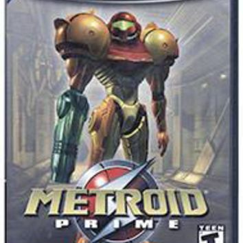 Metroid Prime for the Gamecube (Disc Only!)