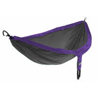 Eno Doublenest Hammock Purple/Black One Size For Men 26475576501