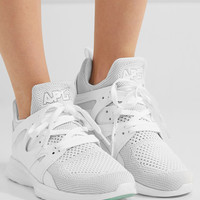Athletic Propulsion Labs - Ascend mesh and rubber sneakers