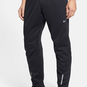 Men's Nike 'Shield' Water Repellent Running Pants