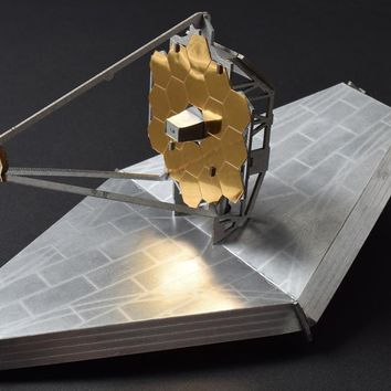James Webb Space Telescope Model Kit