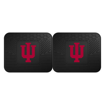 Indiana Hoosiers NCAA Utility Mat (14x17)(2 Pack)