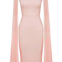 Nina Long Sleeve Lady Dress | Moda Operandi