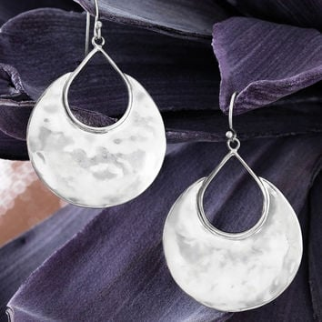 Half-Moon Bay Earrings, Earrings - Silpada Designs