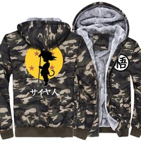 Men Goku Dragon Ball Z jacket