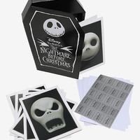 The Nightmare Before Christmas Note Card Set