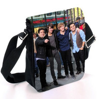 "Big Time Rush - High quality 10"" Cross body shoulder bag. FREE shipping . FREE GIFT.   (school,gift,satchel)"