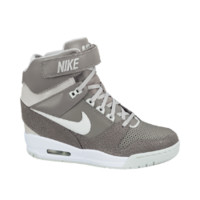 Nike Air Revolution Sky Hi Women's Shoes - Canyon Grey