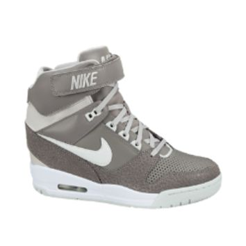 the latest 7153f 5f3fc Nike Air Revolution Sky Hi Womens Shoes - Canyon Grey