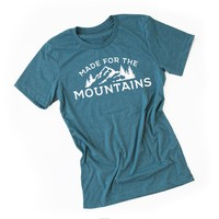 Made for the Mountains Graphic Tee
