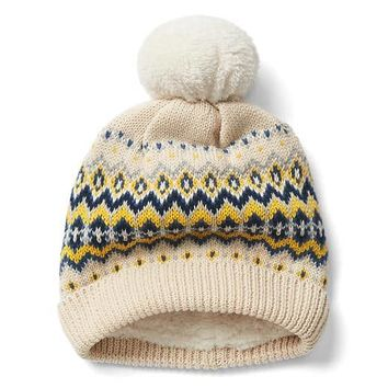 Shop Fair Isle Hat on Wanelo