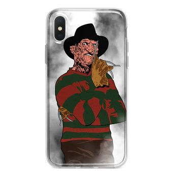 FREDDY HALLOWEEN CUSTOM IPHONE CASE