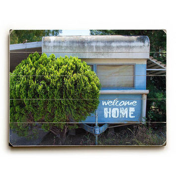 Shop Wood Wel e Signs For Homes on Wanelo