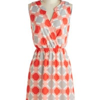 Airport Perusing Dress | Mod Retro Vintage Dresses | ModCloth.com