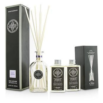 Reed Diffuser with Essential Oils - Water Hyacinth - 200ml-6.76oz