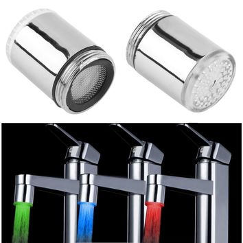 LED Water Faucet Aerator Head