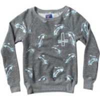 DOLPHN GREY BOATNECK – Odd Future Europe Webstore