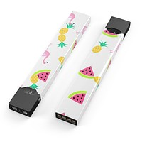 Skin Decal Kit for the Pax JUUL - Flaminos Fun and Fruit