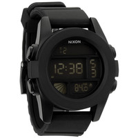 Nixon The Unit Watch Black One Size For Men 17160510001