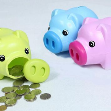 Cute Cartoon Pig Bank For Children Or Lovers Home Decoration Child Present
