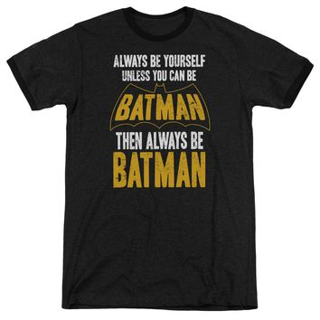 Batman - Be Batman Adult Heather
