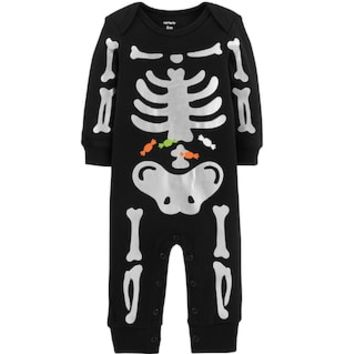 Baby Carter's Skeleton Bodysuit | null