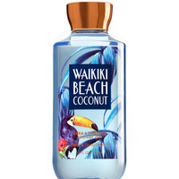 Waikiki Beach Coconut Shower Gel - Signature Collection | Bath And Body Works