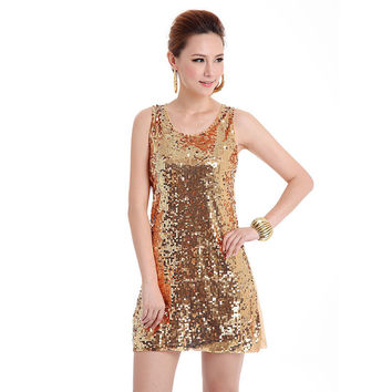 European style beautiful shinning Bling Bling Sequin lady club dress, Russian apparel vestidos Dropshipping