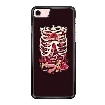 Anatomy Park iPhone 7 Case