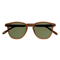 GARRETT LEIGHT™ BROOKS SUNGLASSES IN MATTE ESPRESSO
