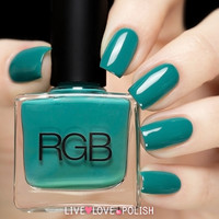 RGB Peacock Nail Polish (Core Collection)