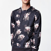 On The Byas Willy Floral Long Sleeve Hooded Shirt at PacSun.com