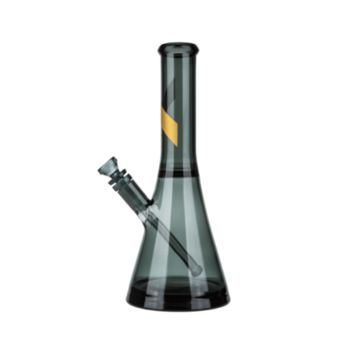 MARLEY NATURAL SMOKED GLASS WATER PIPE