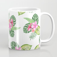 tropical Mug by Sylvia Cook Photography