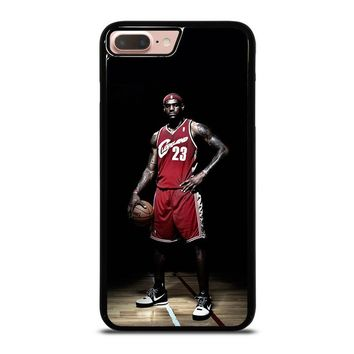 LEBRON JAMES CLEVELAND iPhone 8 Plus Case Cover