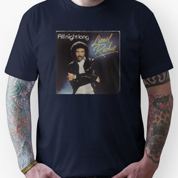 Lionel Richie - All Night Long Unisex T-Shirt