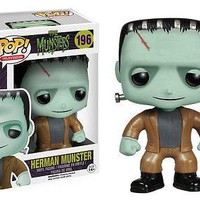 Funko Pop TV: The Munsters - Herman Munster Vinyl Figure