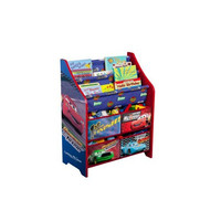 Disney Cars Book and Toy Organizer