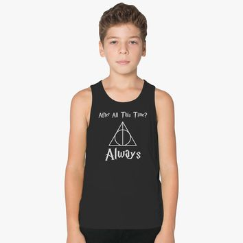 After All This Time Always Severus Snape Cool Kids Tank Top