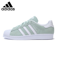 Original New Arrival 2016 Adidas Originals Superstar W  Women's Classics Skateboarding Shoes Sneakers free shipping