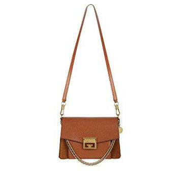 Givenchy Women's BB501CB033204 Brown Leather Shoulder Bag