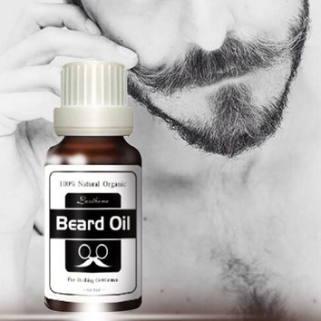 100% Natural Beard Oil Organic Beard Shaping Beard care Oil Conditioner Moisturizing Top Quality