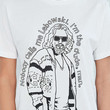 Ripple Junction Lebowski Sketch Tee - Urban Outfitters
