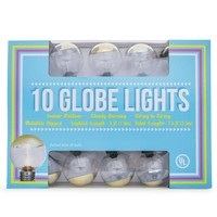 metal lights 10-count|Five Below