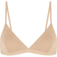 BASE Range - Mississippi stretch-bamboo soft-cup bra