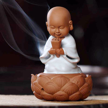MOYLOR Q ~ Kozo Ceramic Incense Burner