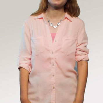 Women's Eco-friendly Tencel Shirt