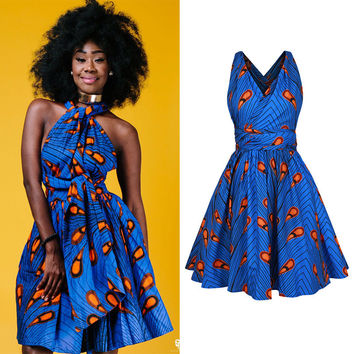 2017 African Bazin Riche Dresses African Dresses For Women Special Offer Polyester Africa Bazin Riche New Printing Clothes
