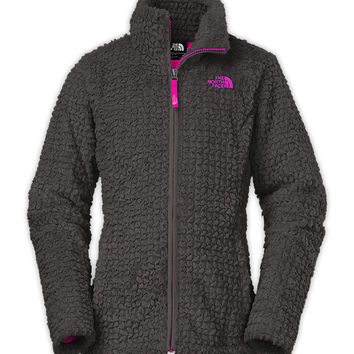 GIRLS' LAUREL FLEECE FULL ZIP | Shop at The North Face