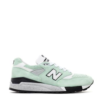 spbest NEW BALANCE 998 MINT PIG SUEDE MADE IN USA M998XAC